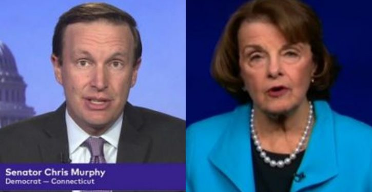 Feinstein: 'Guns like AR-15 aren't used for hunting,' 'not viable for home protection'