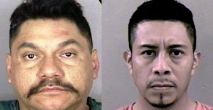 Illegal aliens get minimum sentences for killing couple in DUI crash, raping 12-year-old
