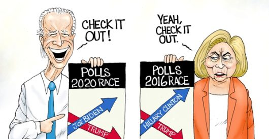 Cartoon of the Day:  In the bag by A. F. Branco