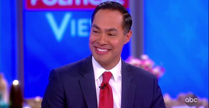 Julian Castro says 'oppression' is why he doesn't speak fluent Spanish