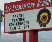 Woke schools save money by finding other (politically correct) 'Lees' to name themselves for