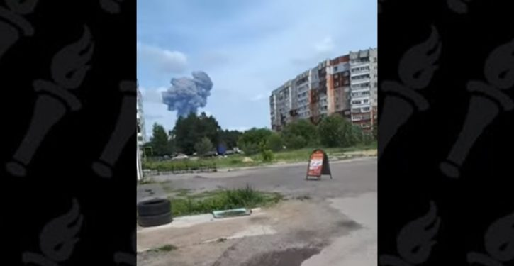 Huge blast at Russian munitions plant injures dozens, damages 200 buildings
