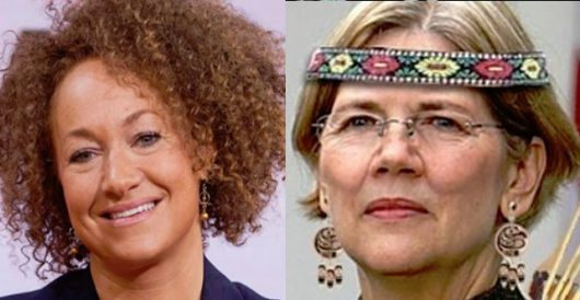Elizabeth Warren slammed as 'the original Rachel Dolezal' in radio interview by Jeff Dunetz