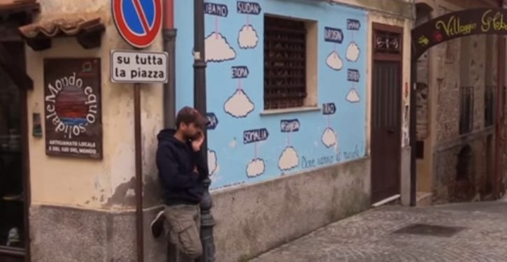 Conundrum: Italy's 'model migrant town' starts voting for right wing, for some reason