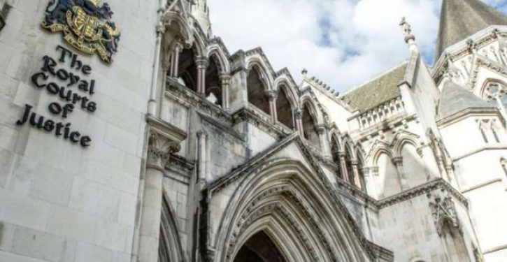 Obscene: British court orders forced abortion for pregnant disabled woman