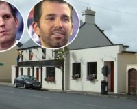 Irish bar to media: Stop saying Trump brothers didn't pay their bill