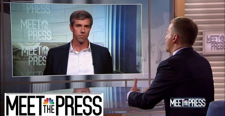 Beto O'Rourke: Migrants 'had no choice but to come here' due to climate change