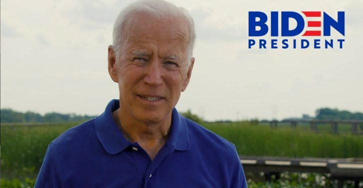 You'll never guess: Latest victim of Biden's patented 'agreement-plagiarism'