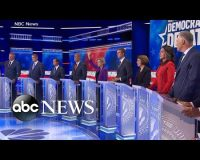 Latest debate confirms there is no Democratic presidential frontrunner