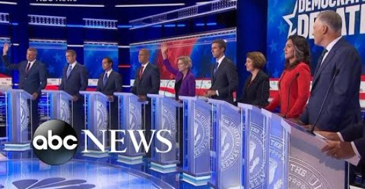 According to NBC, the winner of Wednesday night's Democratic debate was… by LU Staff