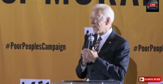 Biden vows to restore Obamacare's individual mandate penalty for those uninsured by Ben Bowles
