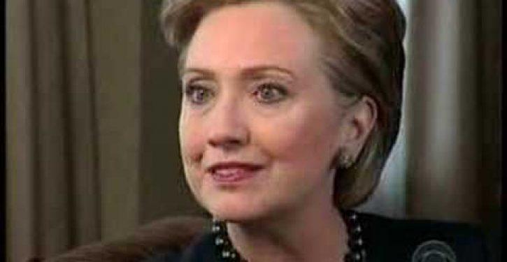 Hillary Clinton wins pro-abortion 'lifetime achievement' award, calls killing fetuses human right