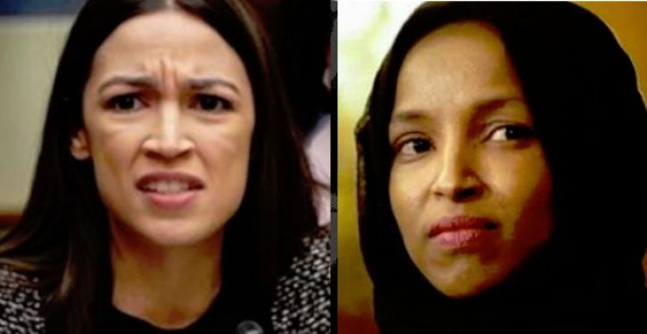 Approval polls released for Ocasio-Cortez/Omar and they are shocking