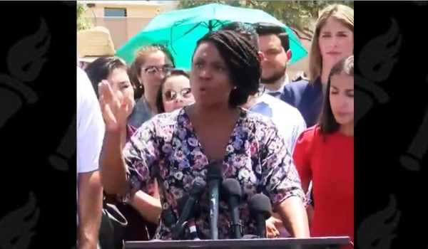 'Squad' member Pressley on migrant detention centers: If people don't 'see the light,' 'we will bring the fire' by LU Staff