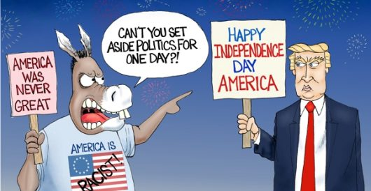Cartoon of the Day: Fireworks by A. F. Branco