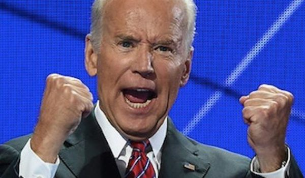 Biden snaps at reporter: 'There is no controversy about my son. It's all a lie' by LU Staff