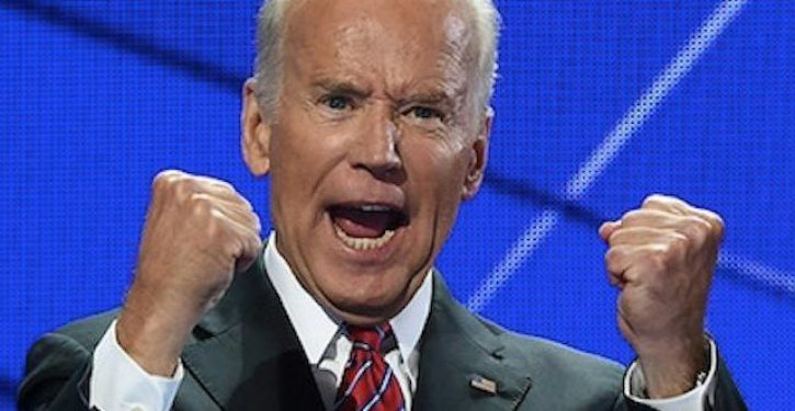 Biden once again threatens physical violence on Trump: Crickets from the Left