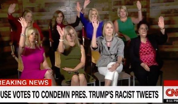 CNN tries desperately to get GOP women to call Trump racist: watch how they turn the tables by Rusty Weiss