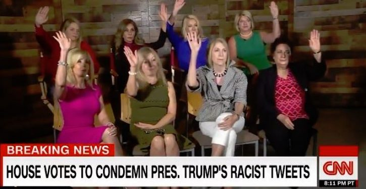 CNN tries desperately to get GOP women to call Trump racist: watch how they turn the tables