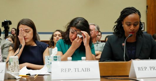 Tlaib compares Israel to Nazi Germany in House speech on BDS resolution by Rusty Weiss