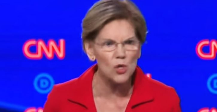 Some would be taxed over 100% under Elizabeth Warren's tax plan