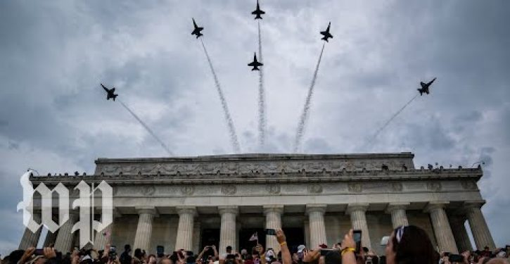 Trump's 'Salute to America' July 4th celebration not without controversy