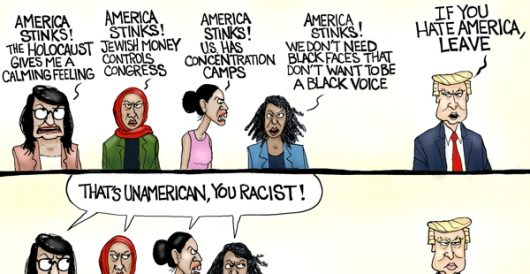 Cartoon of the Day: The Squad by A. F. Branco
