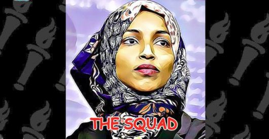 Ilhan Omar believes in racial profiling … provided you profile the 'right demographic' by LU Staff