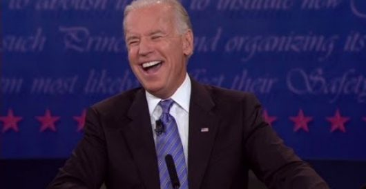 Biden jokes about being 'shot' … in KENOSHA by Guest Post
