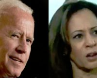 Joe Biden says he's considering Kamala Harris as a running mate
