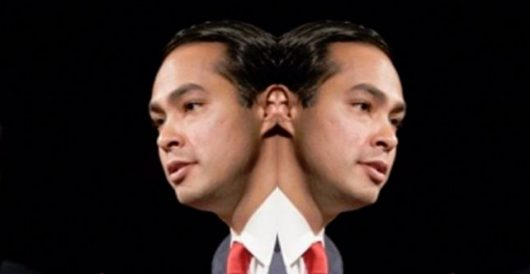 Julian Castro 'hypercritical' of Trump immigration policies he once praised under Obama by Daily Caller News Foundation