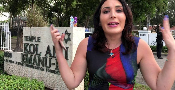 Laura Loomer sues Facebook for $3 billion after being banned