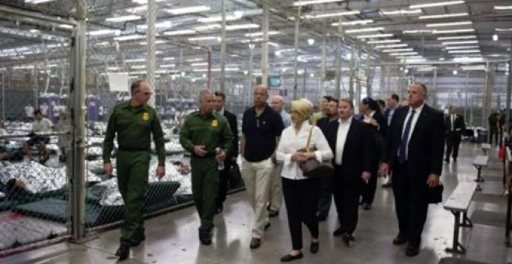 Another Obama official, this time his DHS secretary, avows 'cages' didn't begin with Trump