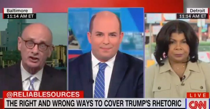 Baltimore journalist: 'Sick' Trump on 'road of evil', media should oppose in 2020