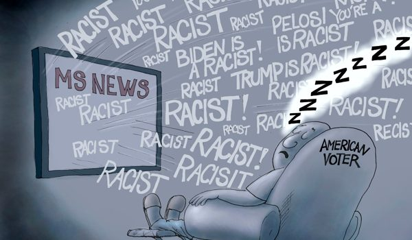 Cartoon of the Day: Background noise by A. F. Branco