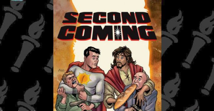 'Second Coming' comic resurrects Jesus as controversial superhero