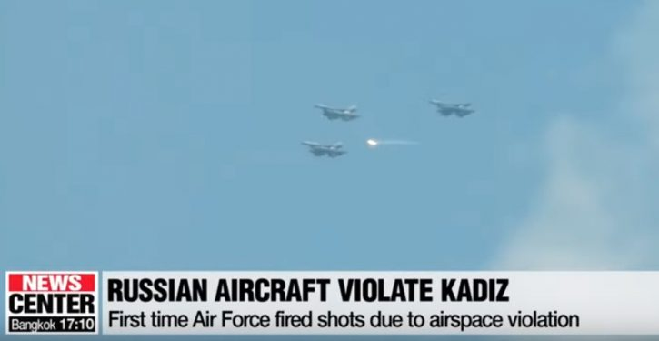 Joint Russian-Chinese air ops: That's no 'patrol,' that's a can of strategic 'In your face'