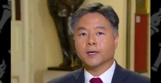 Congressman Ted Lieu: Somebody 'got to' Robert Mueller by Rusty Weiss