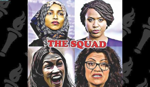 Facebook, Twitter collude to block conservatives from commenting on 'the Squad' by Warner Todd Huston