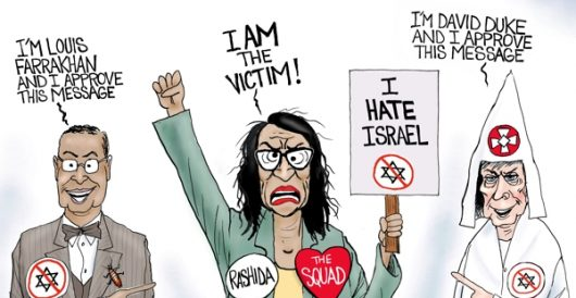 Cartoon bonus: Hate-felt by A. F. Branco