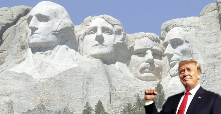 Candidates for the next 'Mount Rushmore': Historians weigh in