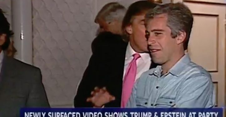 NBC News unearths tape showing Donald Trump and Jeffrey Epstein discussing women at 1992 party