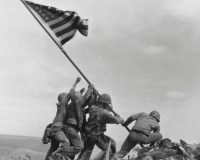 Men literally died for that flag, you idiots