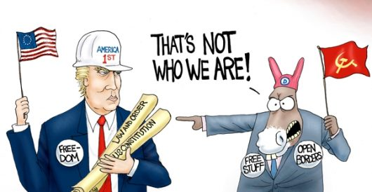 Cartoon of the Day: Who are we? by A. F. Branco