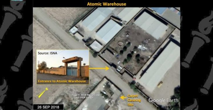 IAEA finds traces of radioactive material at Iran nuke site