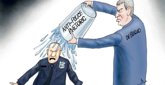 Cartoon of the Day: Aqua Man by A. F. Branco