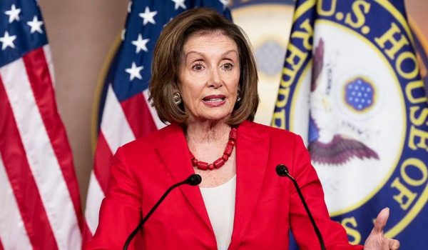 While nation waits breathlessly for Biden's VP choice, Pelosi says it's no big deal by Ben Bowles