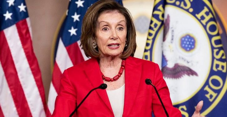 Pelosi unwittingly affirms that Dems have been planning impeachment since Day 1