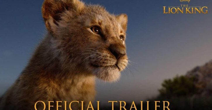 Know what else is white supremacist and fascistic? 'The Lion King'