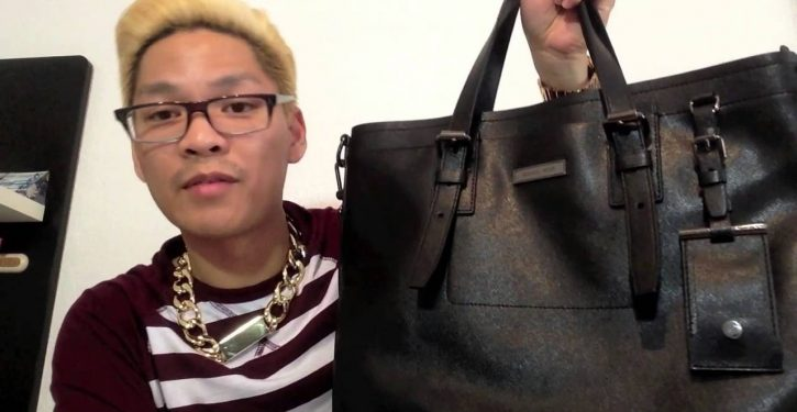 Handbags for men are here — just don't call them 'murses'